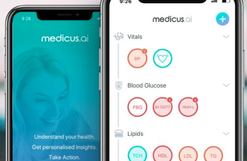 Medicus AI - medical data and insight made easy